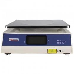 Balance électrique à plateau 15 kg Weighstation