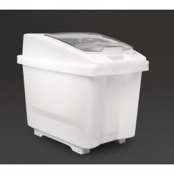 Boîte à ingrédients transparente Araven 80 litres