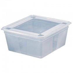 Bourgeat - Boîte de stockage GN 2/3 Modulus 12 litres