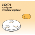 Fimar - Accessoires pour la MPF1,5N - Gnocchi