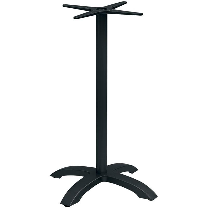 Rossanese - Pied de table mange debout noir