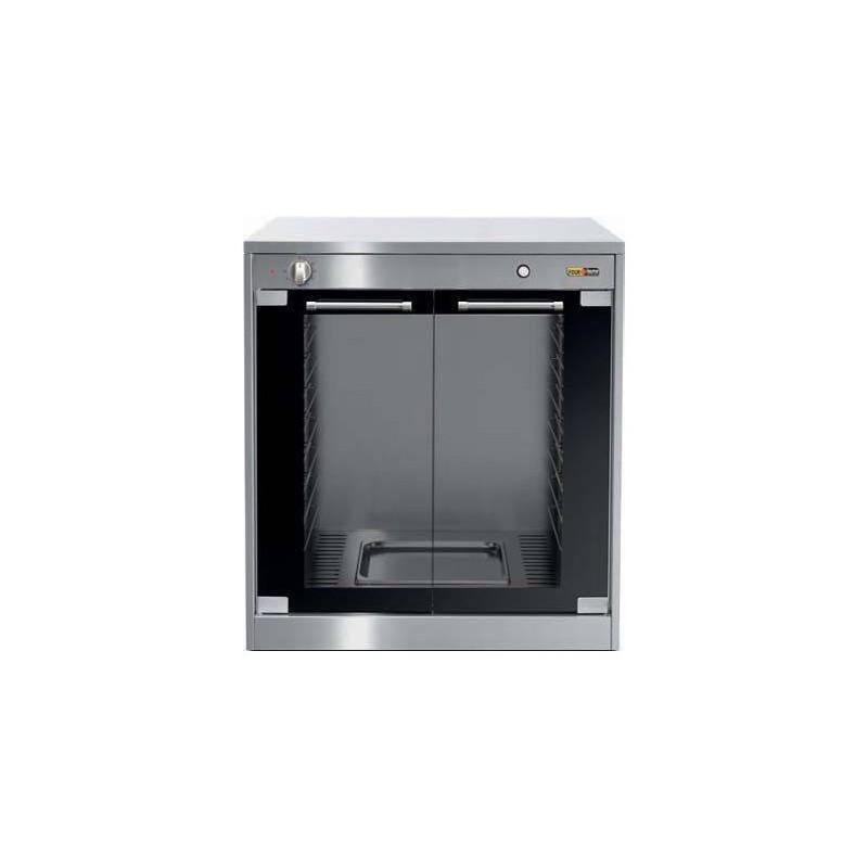 Venix - Etuve chauffante 8 niveaux 600 x 400 mm ou GN 1/1