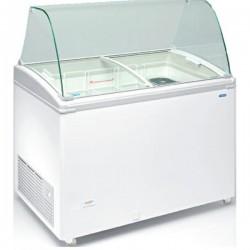 TENSAÏ - Comptoir vitrine / Conservateur à crèmes glacées