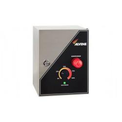 Alvène - Coffret Variateur de fréquence IP55 - Potentiomètre et CdP en façade