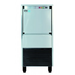 ITV - Machine à glaçons paillette avec réserve de 20 kg