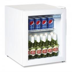 Polar - Vitrine réfrigérée de comptoir Polar 46 litres