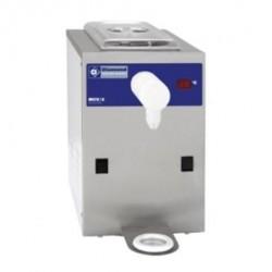 Diamond - Machine réfrigérée à chantilly en inox, cuve 2 litres (100 l./h)