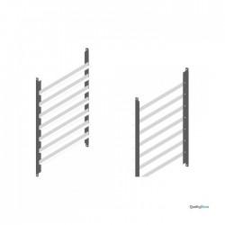 Venix - Grille Latérale Droite / Gauche - Dim : 400 x 600 mm - Pour Four BC 664 M/ D