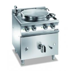 MBM - Marmite chauffe électrique indirect sur monobloc 50 litres