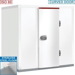 Diamond - Chambre ISO 80, dim. int. 1840x1540xh1950 mm (5526 litres)