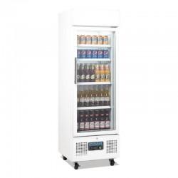 Polar - Armoire réfrigérée vitré 218 litres