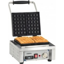 Casselin - Gaufrier simple ouverture 90° Epi