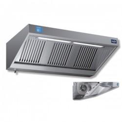 SAFIR - Hotte complète ELIX'AIR - Prof 750 mm
