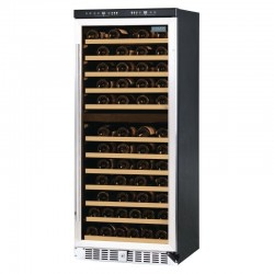 Polar - Cave à vin double zone de température - 92 bouteilles CE217
