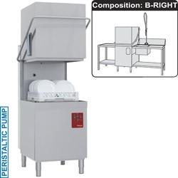 Diamond - Lave-vaisselle capot panier 500 x 500 mm Fast Wash