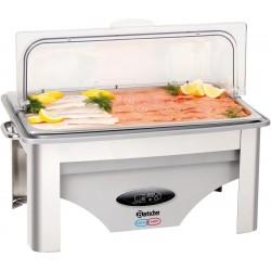 Chafing dish chaud et froid électrique - Bartscher