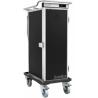 Chariot de maintien en température +90°C 14 niveaux - Scanbox