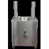 Friteuse à churros gaz professionnelle 14 litres - Inhospan