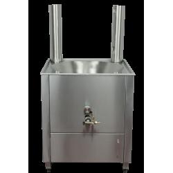 Friteuse à churros gaz professionnelle 22 litres - Inhospan