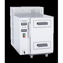 Grill automatique sans odeur avec hotte - Inhospan