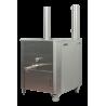 Friteuse haut rendement à churros gaz professionnelle 14 litres - Inhospan