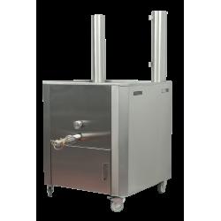 Friteuse à churros haut rendement gaz professionnelle 22 litres - Inhospan