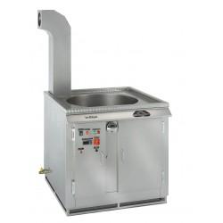 Appareil à churros 20 litres gaz professionnel - Inblan