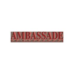 Paire de charnière de porte et galets - Ambassade de Bourgogne