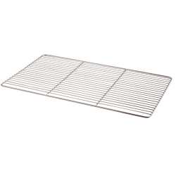 Grille de four inox Vogue GN1/1