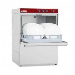 Lave-vaisselle panier 500x500 mm avec adoucisseur Fast Wash - Diamond