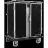 Chariot de maintien en température mixte 14 + 14 niveaux - Scanbox