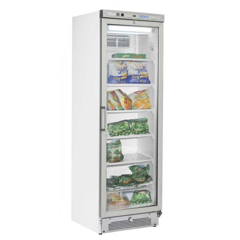 Armoire Réfrigérée Négative 300 Litres Porte Vitrée - Sans Canopy - TNG 390