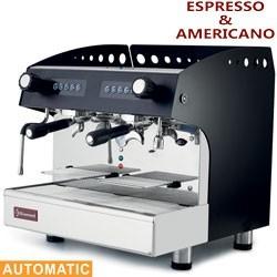 Diamond - Machine à café expresso 2 groupes, automatique