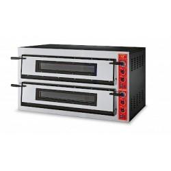 GGF - Four à pizzas électrique 2 x 6 pizzas Série FR108