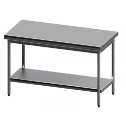 Table centrale démontable 1200 x 400 mm - Sofinor