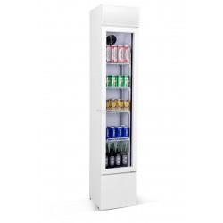 Réfrigérateur à boisson avec porte en verre 105Ltr - Combisteel