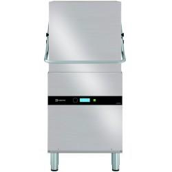 Lave vaisselle capot 500 x 500 mm avec adoucisseur incorporé et osmoseur - Krupps