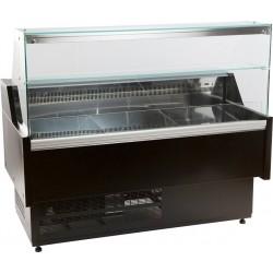 Vitrine réfrigérée Oscar 2000 mm - Combisteel