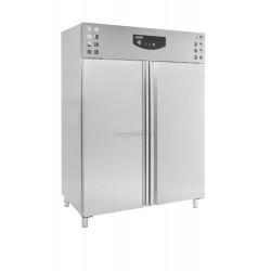 Réfrigérateur/Congélateur en Inox 2x507Ltr - Combisteel