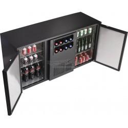 Comptoir arrière bar 7455.0700 - Combisteel