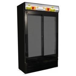 Réfrigérateur avec 2 portes coulissantes 7455.1398 - Combisteel
