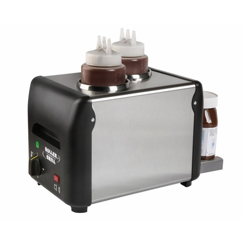 Roller Grill - Chauffe Chocolat double