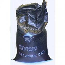 Sac de 25 kg de charbon actif pour recharge