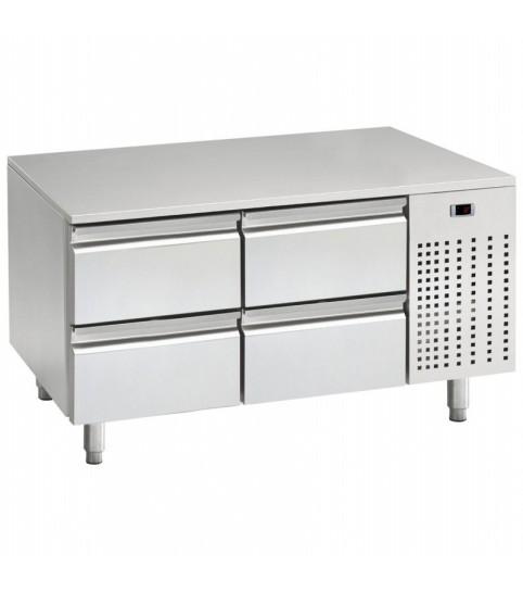 Achat / Vente soubassement réfrigéré de 4 à 8 tiroirs pas cher