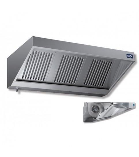 Votre hotte de ventilation pour votre cuisine de restaurant
