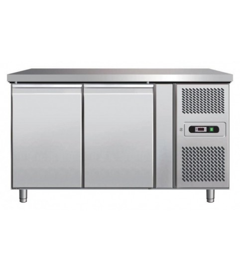 Achat / Vente meuble desserte réfrigérée inox positive ou négative