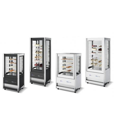 Vitrine panoramique pour boulangerie - Direct Usine - Le Shopping du Chef