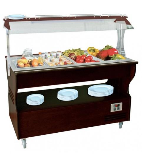 Achat / Vente buffets réfrigérées salad'bars Rollergrill pas cher